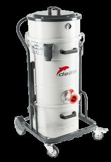 Промышленный пылесос Delfin 202 DS AIR 1V