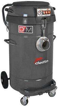 Промышленный пылесос DM40 WD