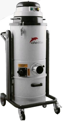 Промышленный пылесос Mistral 452 DS