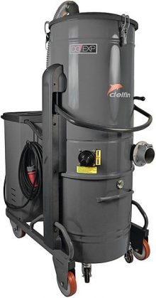 Промышленный пылесос Delfin DG 75