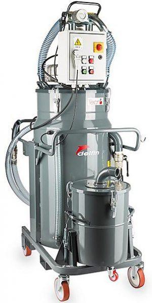 Промышленный пылесос Tecnoil 200 IF