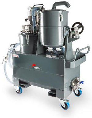 Промышленный пылесос Tecnoil 400 IF