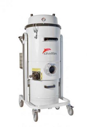 Промышленный пылесос Delfin 452 DS AIR 2V