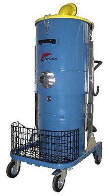 Сепаратор Delfin диаметр 500 мм и объемом 100 литров.