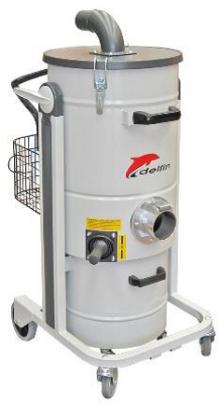 Сепаратор Delfin диаметр 420 мм и объемом 45 литров.